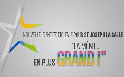 Nouvelle identité digitale