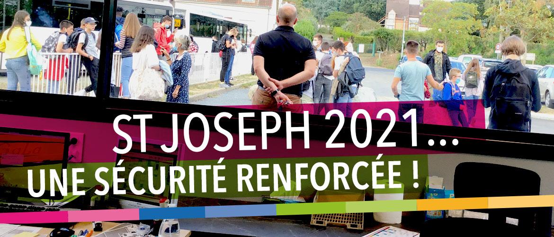 securité à St Joseph 2021