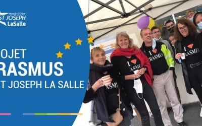 Projet ERASMUS à St Jo' !