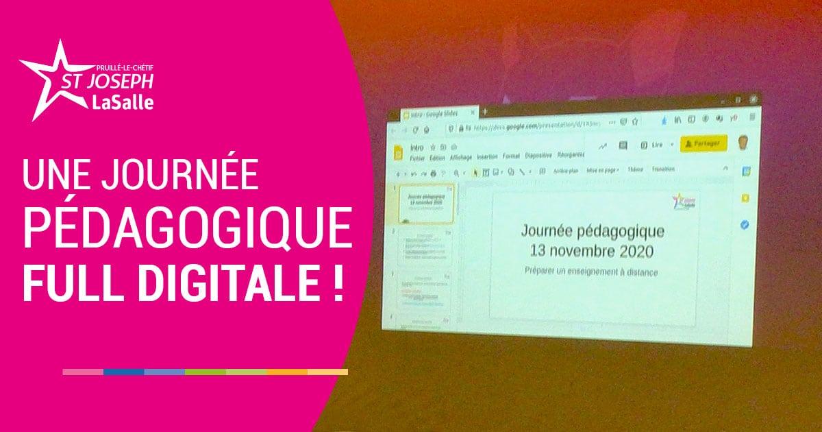 journee pedagogique 3.0